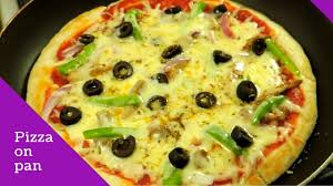How To Make Pizza On Pan Or Tawa