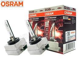 66340xnb osram d3s xenon breaker unlimited 70 bulbs