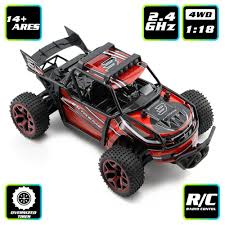 100 4x4 Rc Truck Amazing Cars Electric Scale Monster Body 4WD Gift Toy