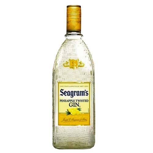 Seagram's Gin Pineapple Twisted - 750ml