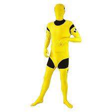 Crash Test Dummy Suit