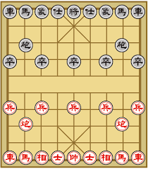 How To Play Xiangqi Chinese Chess Yellow Mountain Imports