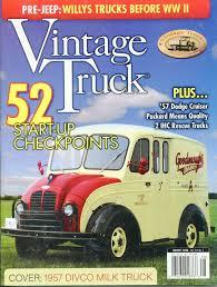 100 Vintage Truck Magazine Magazine Vol 15 No 3 Various Amazoncom Books