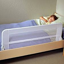 universal safe sleeper bed rail high hinge by dex buybuy baby