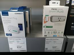 The IHome ISP6X Wi Fi Smart Plug Was Only Home Device Found At Best Buy That Had Apple HomeKit Support On Its Packaging