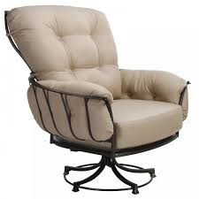 OW Lee Monterra Swivel Rocker Club Chair