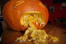Sick Pumpkin Carving Ideas by File Puke Pumpkin Kürbis Halloween2 Jpg Wikimedia Commons