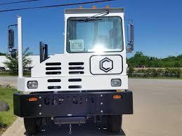 100 Capacity Trucks 2019 CAPACITY TJ5000 YARD JOCKEY SPOTTER FOR SALE 5833