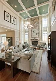 hohe decke wand dekor ideen wand ceiling living room