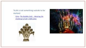 UG Krishnamurti Mind Is A Myth 6 Osho The Buddha Said Meeting Challenge Of Lifes Difficulties