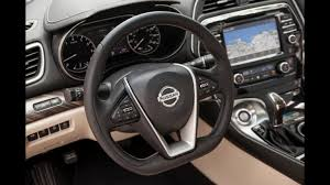 Nissan Maxima named to 2016 Wards 10 Best Interior list Nissan