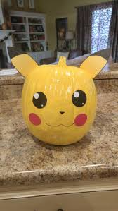 Easy Pokemon Pumpkin Carving Patterns by Pikachu Pumpkin Pokemon Pumpkin Ideas Pinterest Pikachu