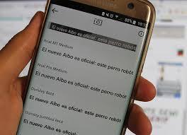 Como Cambiar Las Fuentes En Móviles Xiaomi Sin Necesidad De Root