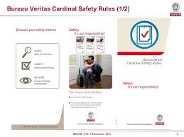 bureau veritas portal health and safety at works of marine surveyors ppt