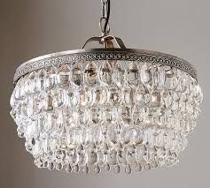 f Pottery Barn Chandeliers and Pendant Lights Sale For A