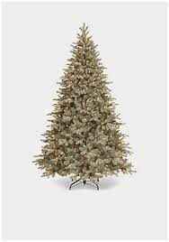 National Tree Company 9 Ft North Valley Spruce Hinged Luxury Artificial Christmas Trees