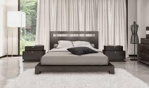 Modern Platform Bedroom Sets Home Wonderful Modern Contemporary