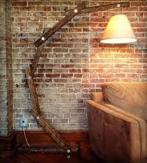 lighting cool rustic floor ls for home interior decorating