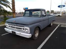 1964 Ford F100 For Sale | ClassicCars.com | CC-1151266 1964 Ford F100 Truck Classic For Sale Motor Company Timeline Fordcom Coe A Photo On Flickriver F250 84571 Mcg Antique F350 Dump Vintage Retro Badass Clear Title Ford Custom Cab Truck Two Tone 292 Y Block 3speed With Od 89980 81199 Hemmings News Pickup 64 F600 Grain As0551 Bigironcom Online Auctions 85 66 Econoline Pick Up Sale Trucks