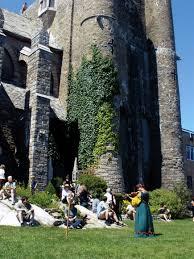 Hammond Castle Halloween by Medieval Magic Happening In Gloucester Massachusetts Hammond