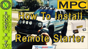 How To Install A Remote Starter System (Jeep Liberty MPC RS0 ... Brio Railway Remote Control Starter Set Fits All Wooden Train Fusion Auto Sound Car Safety Feature Youtube Starters On Sale Now Welcome How To Buy A For Truck 7 Steps With Pictures Viper Installation Amazoncom Complete Start Kit Select Ford Mazda Columbus Ohio Keyless Fix Ezstarter Ez75 2way Lcd And Security System Ez Code Alarm Ca6554 Automotive