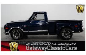 100 Chevy Stepside Truck For Sale 1967 Chevrolet C10 Pickup For Sale Hotrodhotline