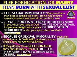 The Marriage Bed Is Undefiled by The Marriage And Family Universe Endorsing Condom And