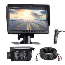 100 Best Backup Camera For Trucks For Your Vehicle Top 3 Reviewed