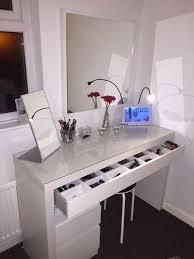 Ikea Malm Desk With Hutch by Image Result For Ikea Does Alex Drawers Fit Under Ikea Malm Desk