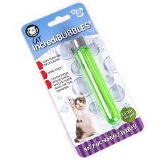 Cat IncrediBUBBLES Seifenblasen Mit CatNip Für Katzen Aus Den