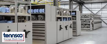 Tennsco Standard Storage Cabinet by Tennsco Mobile Shelving U0026 Storage Solutions Isda Network