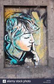 100 C215 Art Street Art By Stock Photo 55338497 Alamy