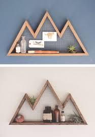 Reclaimed Wood Shelf Diy by Best 25 Shelves Ideas On Pinterest Corner Shelves Creative