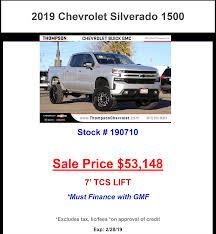 100 Budget Truck Discount Patterson California Buick Chevrolet GMC Dealership Thompson
