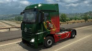 100 Euro Trucks SCS Softwares Blog Portugal Day
