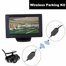 Car Automobile Wireless Backup Camera + 4.3 Inch Dash LCD TFT ... Podofo 7 Wireless Monitor Waterproof Vehicle 2 Backup Camera Kit System The Newest Upgraded Digital Amazoncom Yada Bt53872m2 Matte Black Best Aftermarket Backup Cameras Back Out Safely Safewise Ir Night Vision Car Phone Reversing For Trucks Garmin Bc 30 Truck Camper 010 8 Of 2018 Reviews Rv Welcome Quickvu Features Benefits Ip69k With 43 Dash