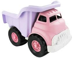 Green Toys Pink Dump Truck - Thinker Toys