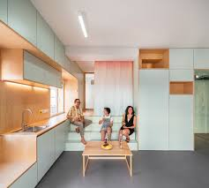 100 Interior For Small Apartment Renovation In Madrid Spain By Elii Architects