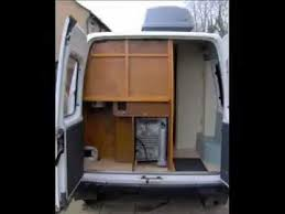 DIY Self Build Camper Van Conversion Project
