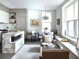 Lighting West Side Light Coloured Living Room Furniture The Open Kitchen Dining And Spaces Flow Together