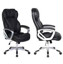 2xhome Set Of 2 - Black - Deluxe Professional PU Leather Big Tall Ergonomic  Office High Back Chair Manager Task Conference Executive Swivel Tilt ... Serta Big Tall Commercial Office Chair With Memory Foam Multiple Color Options Ultimate Executive High Back 2390 Lifeform Chairs Charcoal Fabric Padded Flip Arms 12 Best Recling Footrest Of 2019 Safco Serenity And Highback Hon Endorse Hleubty4a Adjustable Arms Lazboy Leather Galleon 2xhome Black Deluxe Professional Pu Ofm Fniture Avenger Series Highback Onespace Admiral Iii Mysuntown Bonded Swivel For Users Ergonomic Lumbar Support