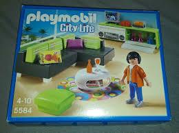 playmobil 5584 wohnzimmer ovp