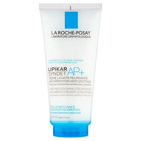 La Roche Posay Lipikar Syndet AP+ Cream Wash Special Offer 200ml