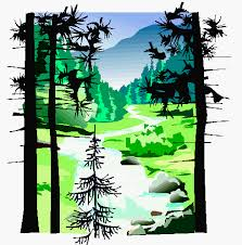 Free Camping Clipart For Labor Day Weekend Tent And RV