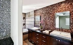 treasure trail glass mosaic bathroom traditional bathroom