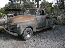 100 1 Ton Trucks Chevrolet Truck 950 Chevy 2 Truck Rat Rod Patina