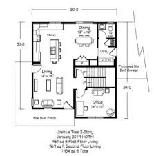 104 Tree House Floor Plan Of The Month January 2019 The Joshua Two Story Db Homes