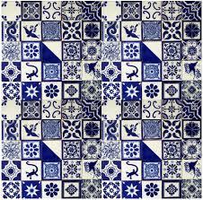 Mexican Tile Saltillo Tile Talavera Tile Mexican Tile Designs by Blue U0026 White Mexican Tile Handmade Talavera Backsplash Handpainted