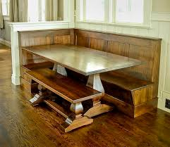 Kitchen Nook Table Bench