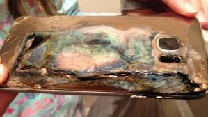 Claim of iPhone 7 catching fire after Samsung Note 7 fires